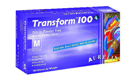 Picture of Aurelia TRANSFORM 100 Nilrile MEDIUM