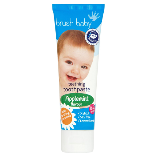 Picture of Brush-Baby TEETHING T/Paste (50ml)