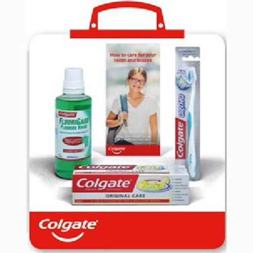Picture of Colgate Orthodontic Starter Kit