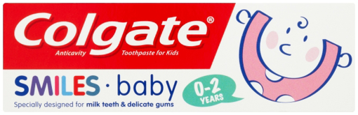Picture of Colgate BABY Smiles 50ml (0-2yrs)