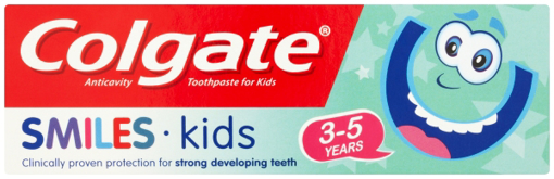 Picture of Colgate KIDS Smiles 50ml (3-5yrs)