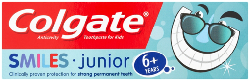 Picture of Colgate JUNIOR Smiles 50ml (6+yrs)