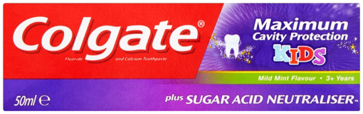 Picture of Colgate Maximum Cavity JUNIOR 50ml