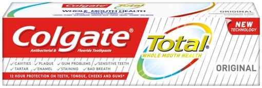 Picture of Colgate Total Original Care 75ml Tube