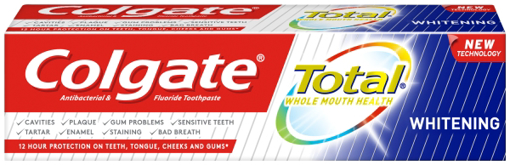 Picture of Colgate WHITENING 125ml Tube