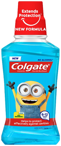 Picture of Colgate Minions M/Wash 250ml