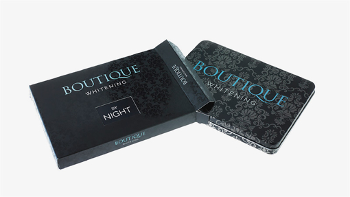 Picture of Boutique Whitening 16% 4x3ml kit
