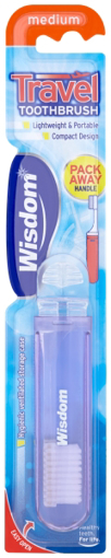 Picture of Wisdom Travel Toothbrush
