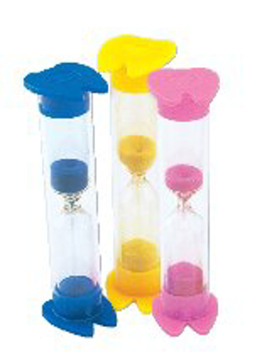 Picture of Tooth Shaped Timers (2-3 mins)