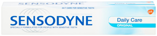 Picture of Sensodyne DAILY CARE (75ml)