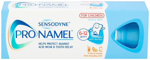 Picture of Sensodyne PRONAMEL for Kids (50ml)