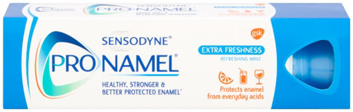 Picture of Sensodyne Pro-Namel EXTRA FRESHNESS 75ml