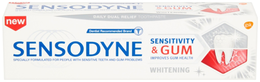 Picture of Sensodyne SENSITIVITY & GUM 75ml