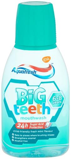 Picture of Aquafresh Big Teeth BLUE Mint 300ml