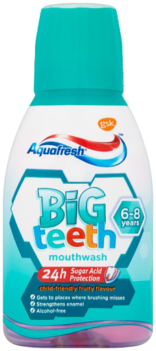 Picture of Aquafresh Big Teeth FRUITY 300ml