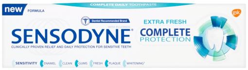 Picture of Sensodyne COMPLETE EX. FRESH (75ml)