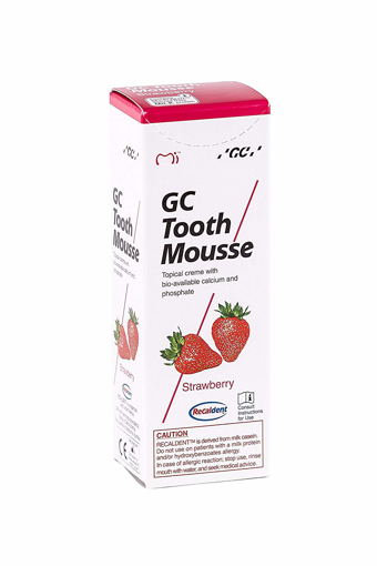 Picture of GC Tooth Mousse - STRAWBERRY
