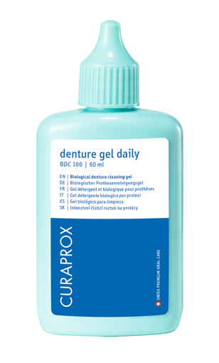 Picture of Curadent BDC100 DAILY Cleaning Gel 60ml