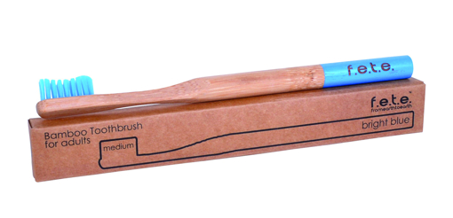 Picture of f.e.t.e Bamboo MEDIUM T/Brush