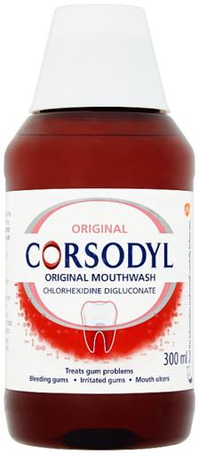 Picture of Corsodyl ORIGINAL (300ml)