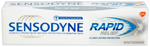 Picture of Sensodyne RAPID RELIEF 75ml