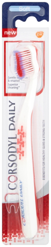 Picture of Corsodyl Daily SOFT Toothbrush