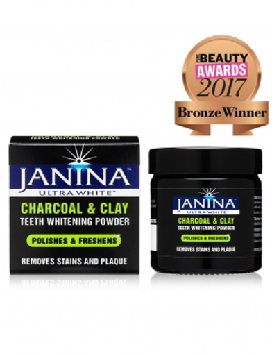 Picture of Janina Charcoal & Clay Powder 40g