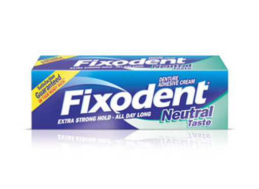 Picture of Fixodent Cream 40ml Neutral