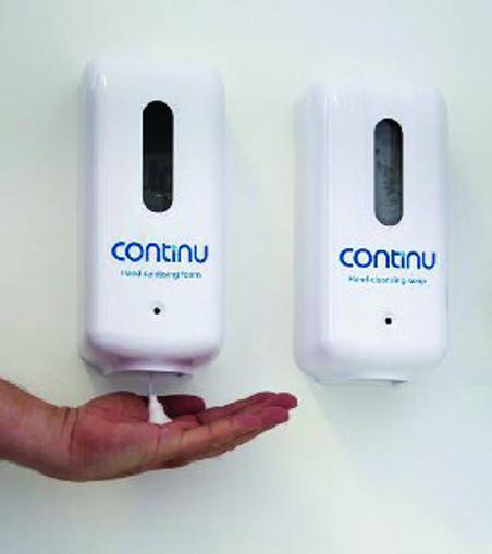 Picture of Continu Wall Mounted FOAM Dispenser