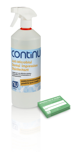 Picture of Continu 1 Litre Dental Impression Spray