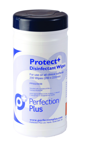 Picture of Protect+ MAXI Alcohol Wipes (200)