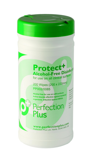Picture of Protect+ Alcohol Free Wipes (200)