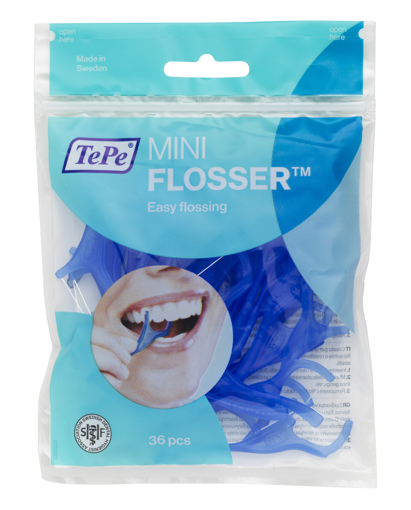 Picture of TePe Mini Flossers (pack of 36)