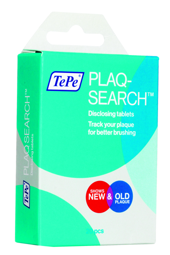 Picture of TePe PlaqSearch Disclosing Tablets (20)