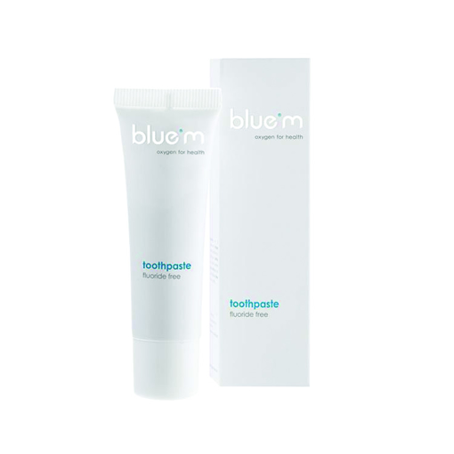 Picture of Blue M Toothpaste 75ml (no fluoride)