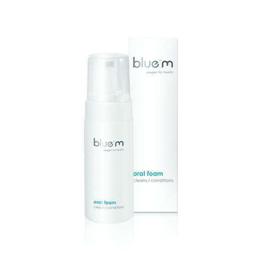 Picture of Blue M Oral Foam 100ml