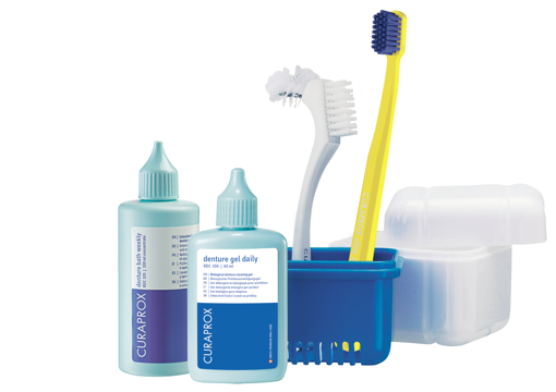 Picture of Curadent BDC190 Denture Kit