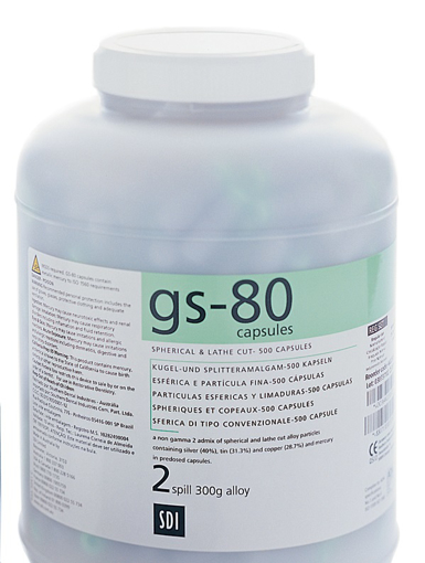Picture of gs-80 Spherical 1-Spill (500)