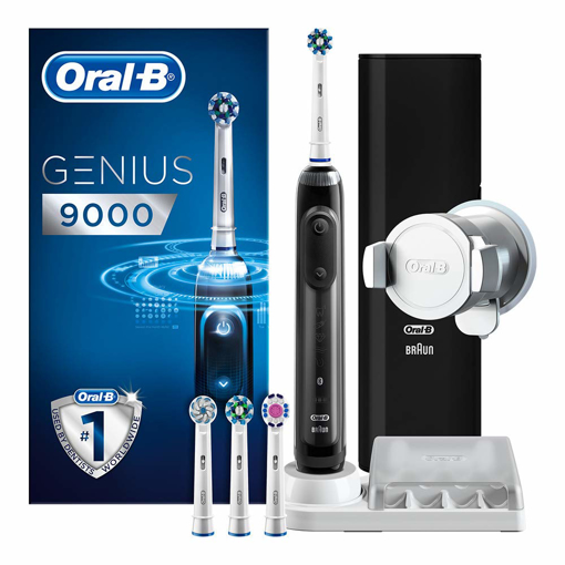 Picture of Oral B Genius 9000 BLACK (Li-Ion)