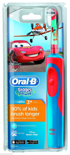 Picture of Oral-B CARS Vitality Kids