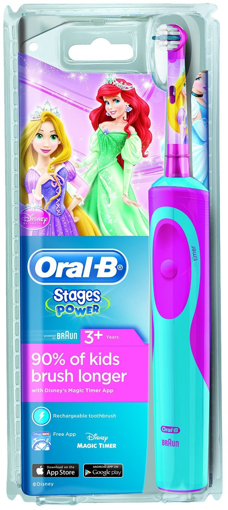 Picture of Oral-B PRINCESS Vitality Kids