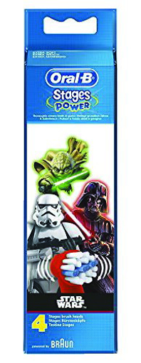 Picture of Oral-B STAR WARS 4 Pk Hds EB10-4K