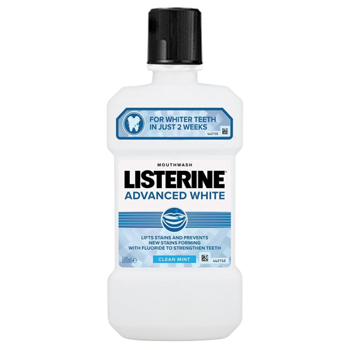 Picture of Listerine ADVANCED WHITE 500ml