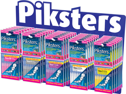 Picture of Piksters 5-Hook Stand OFFER