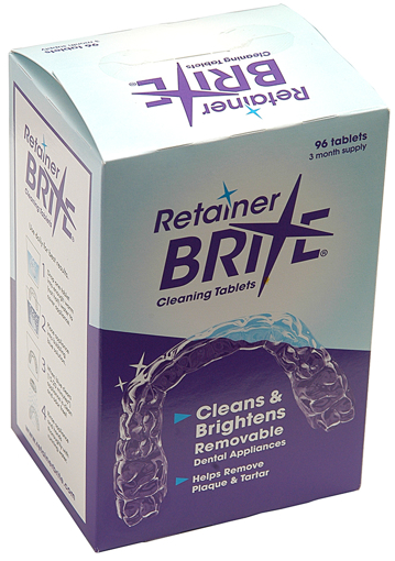 Picture of Retainer Brite (96 tablets)