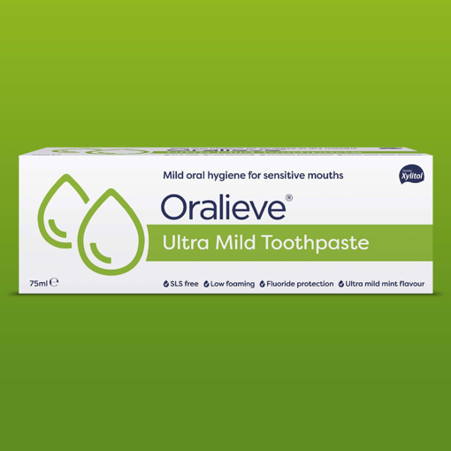 Picture of Oralieve TOOTHPASTE 75ml