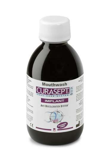 Picture of Curasept IMPLANT Mouthwash (200ml)