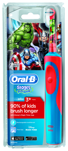 Picture of Oral-B AVENGERS Vitality Kids