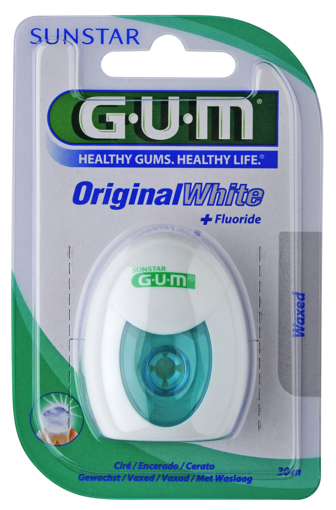Picture of G.U.M Original White Floss 30m