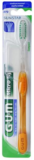 Picture of G.U.M MicroTip COMPACT MEDIUM T/Brush
